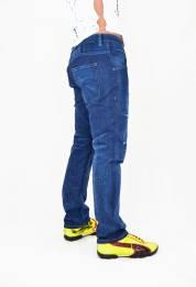Distressed jeans NERO