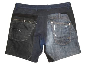 Trenim-Shorts aus alten Lieblingsjeans